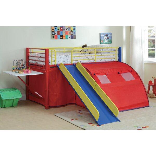 Cullum Twin Bedroom Loft Bed by Zoomie Kids