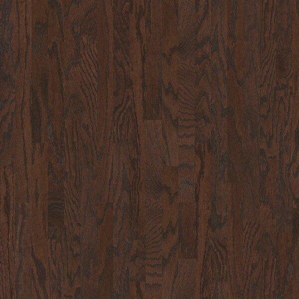 Shotgun 3 Engineered Oak Hardwood Flooring in Caliber by Shaw Floors