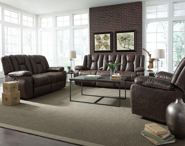 Appleton Reclining Configurable Living Room Set by Red Barrel Studio
