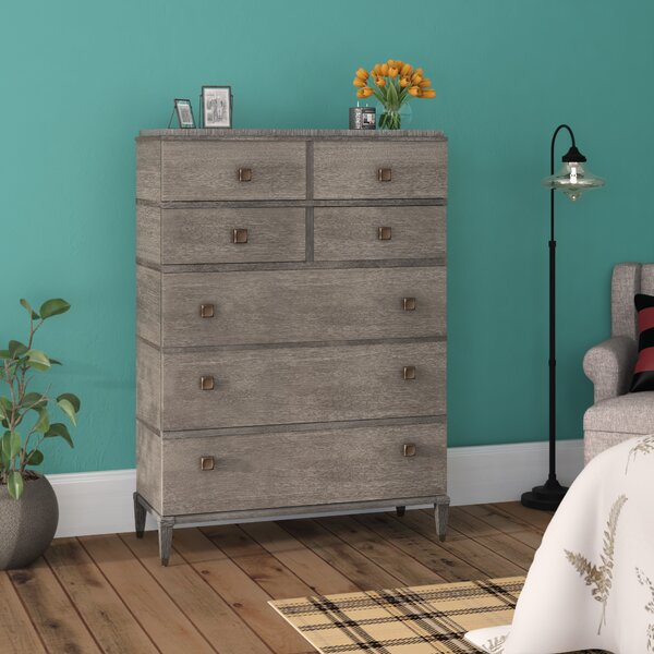 Massimo 7 Drawer Chest by Mistana