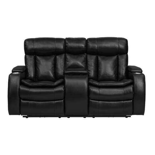 Hallett Reclining Loveseat by Latitude Run