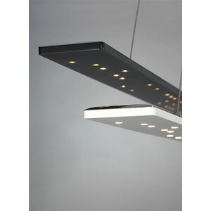 Parallax LED Kitchen Island Pendant