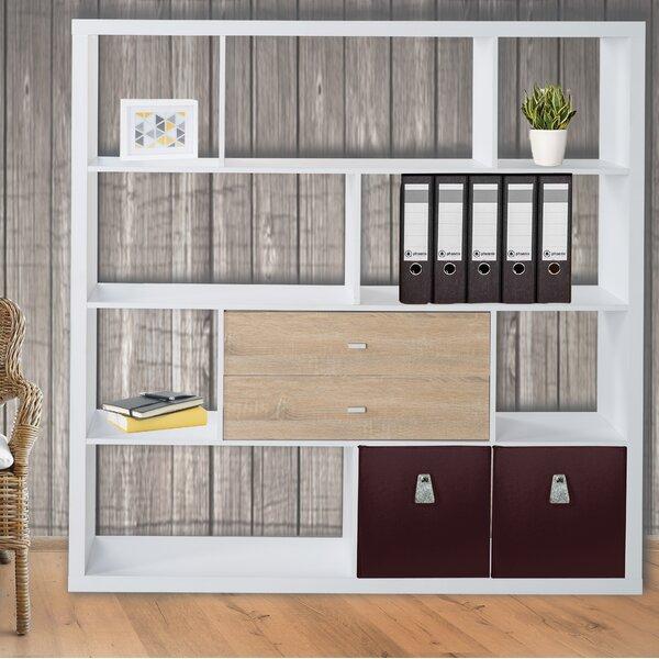Maez Standard Bookcase by Ebern Designs
