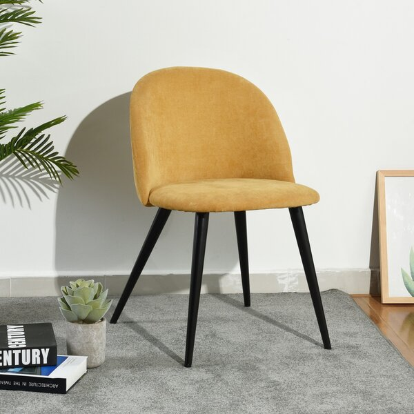 Witherspoon Upholstered Side Chair (Set Of 2) By Wrought Studio