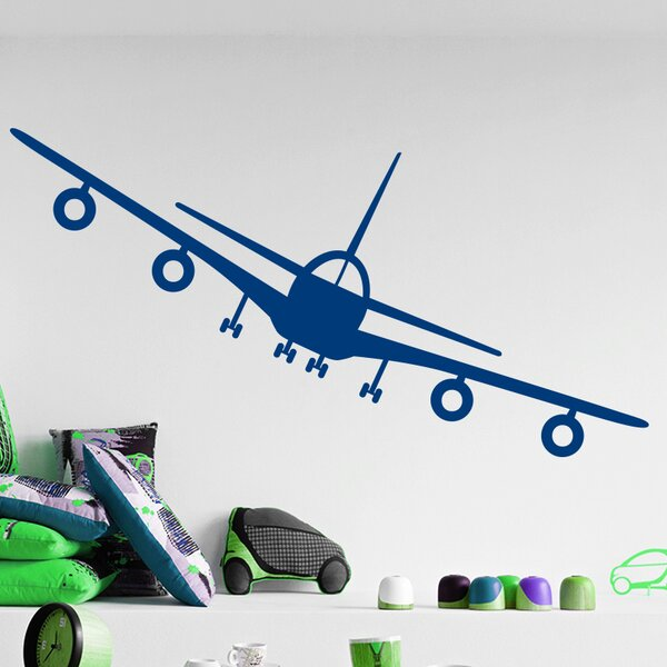 Airplane Wall Decal by Decal House