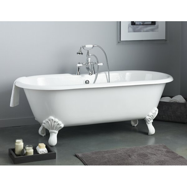 Regal 68 x 31 Soaking Bathtub with 7 Drilling by Cheviot Products