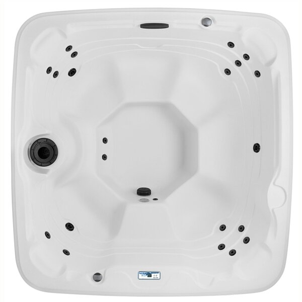 Paradise DLX 7-Person 22-Jet Plug and Play Spa by Lifesmart Spas