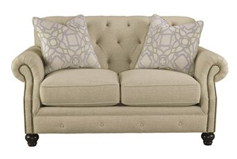 Fine Quality Beallsville Loveseat by Darby Home Co by Darby Home Co