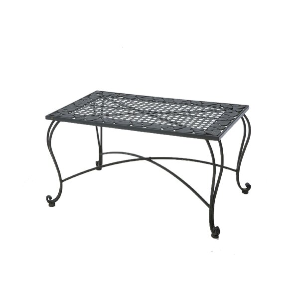 Pemberville Metal Coffee Table by Darby Home Co