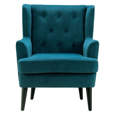 Wingback Chair Teal img