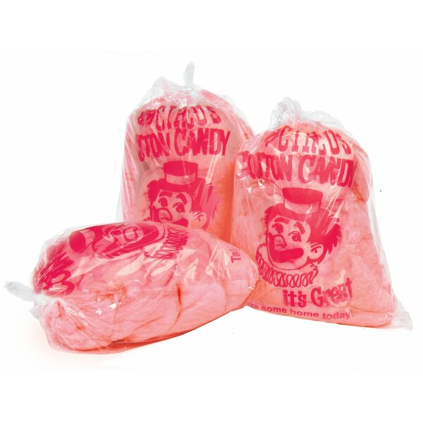 Cotton Candy Bag with Imprint (Set of 1000) by Paragon International
