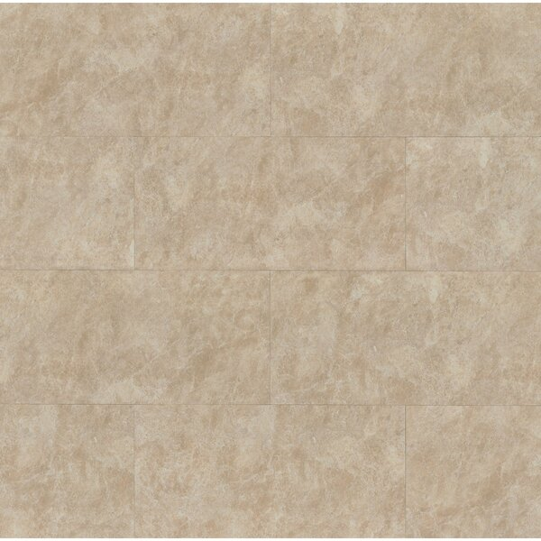 Indiana 12 x 24 Stone and Porcelain Tile in Beige by Grayson Martin