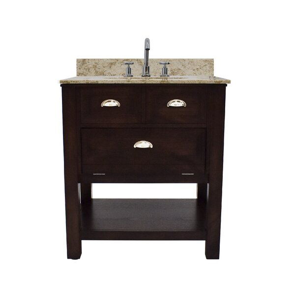 Giancarlo 30 Single Bathroom Vanity Set by Three Posts