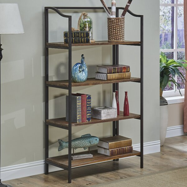 Costilla Etagere Bookcase by Loon Peak