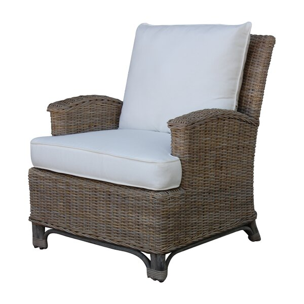Exuma Armchair by Panama Jack Sunroom