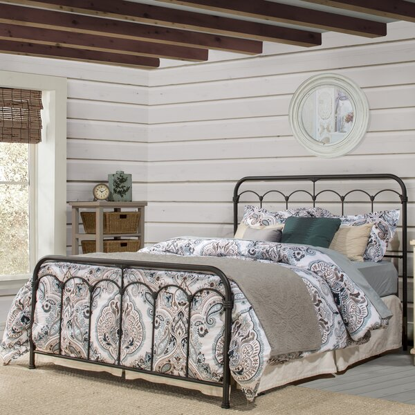 Calana Standard Bed by August Grove