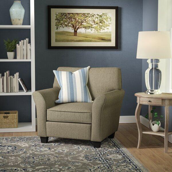 Sapien Armchair by Winston Porter