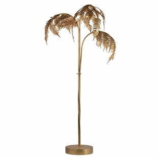 Lancashire Palm Iron 73 2 Tree Floor Lamp
