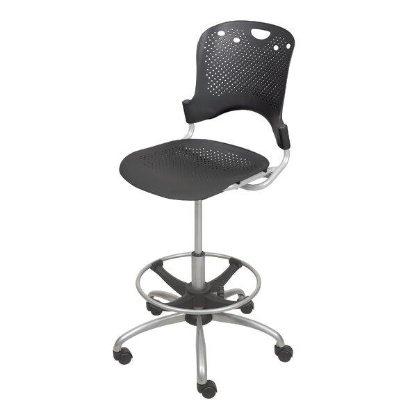 Circulation Drafting Chair by Balt
