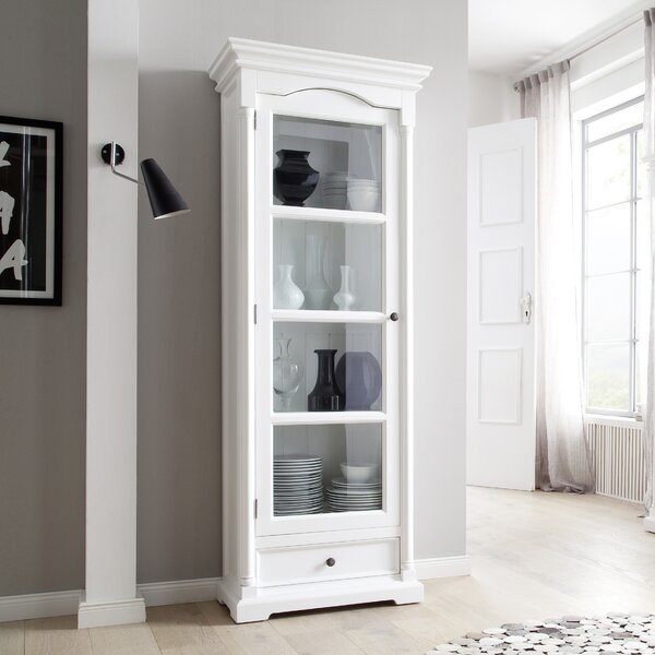 Winthrope China Cabinet by Rosecliff Heights Rosecliff Heights