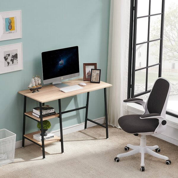 Reversible Gaming Desk and Chair Set