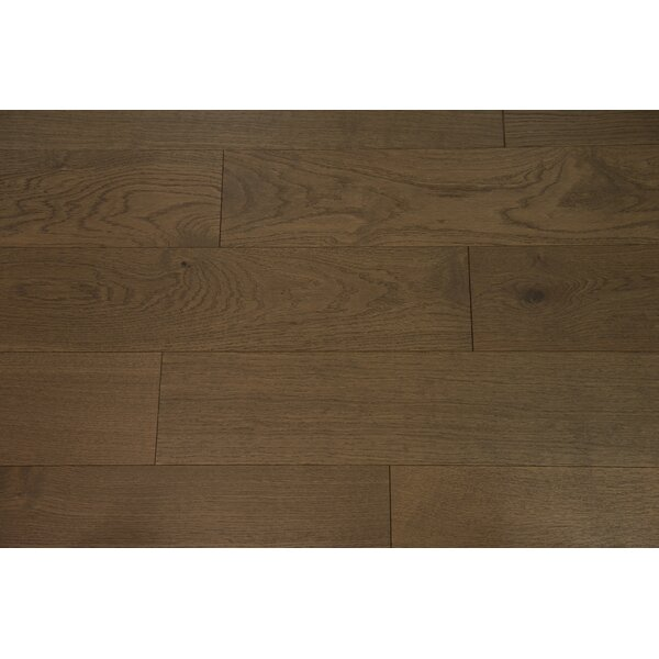 Everest 6 Engineered Oak Hardwood Flooring in Caraway by Branton Flooring Collection