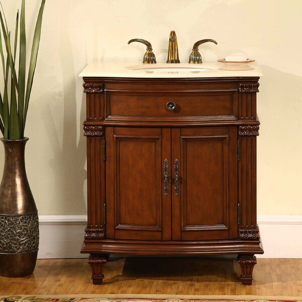 Octavius 31 Single Bathroom Vanity Set by Alcott Hill