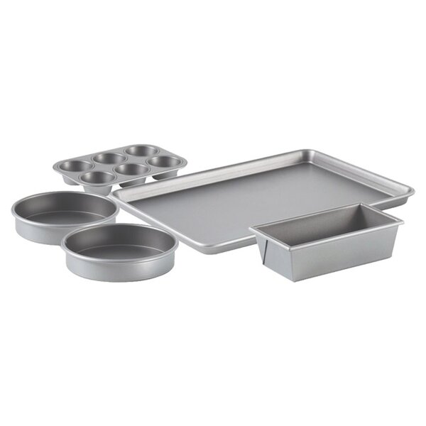 Non-Stick 5 Piece Bakeware Set by Calphalon