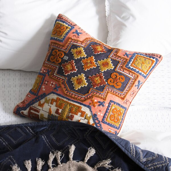 Brooks Decorative Throw Pillow by Eider & Ivory