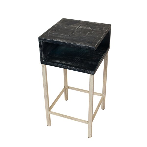 Attridge End Table By Breakwater Bay