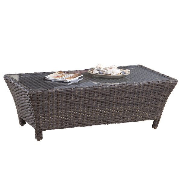 Spurgeon Coffee Table by Bay Isle Home