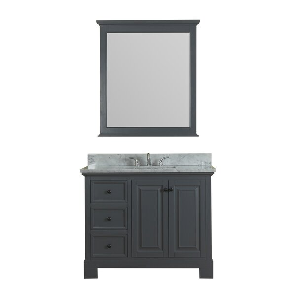 Cothern 42 Single Bathroom Vanity Set by Red Barrel Studio