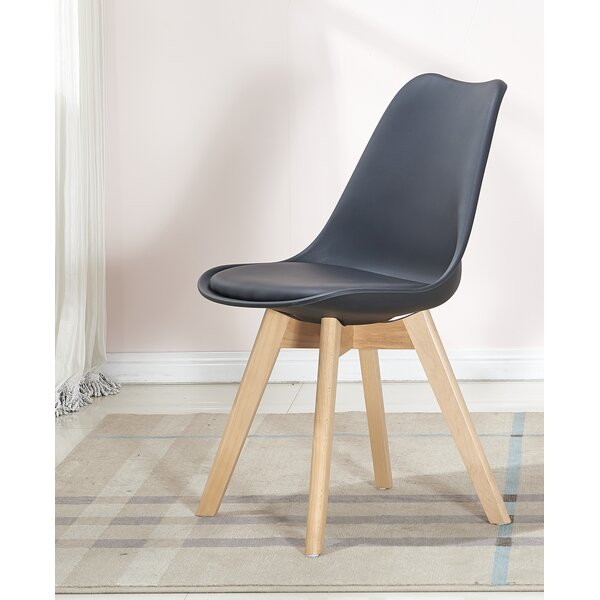 Begin Upholstered Dining Chair (Set of 2) by George Oliver