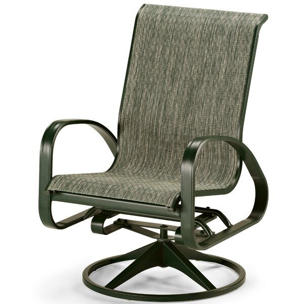 Primera Sling Swivel Rocking Patio Chair (Set of 2) by Telescope Casual Telescope Casual