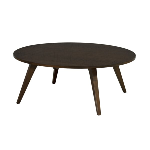 Armenta Etched Coffee Table by Foundry Select
