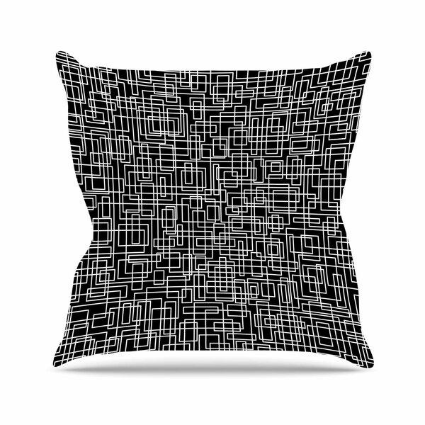 Trebam Komada Outdoor Throw Pillow by East Urban Home