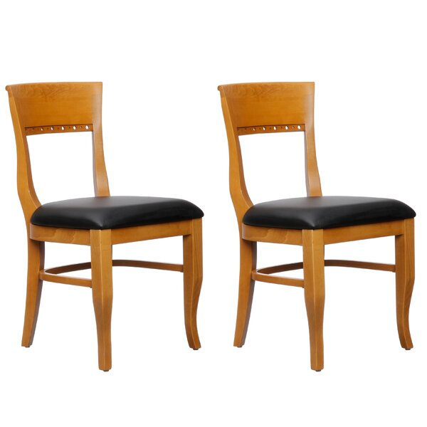 Tymon Side Chair (Set of 2) by Darby Home Co