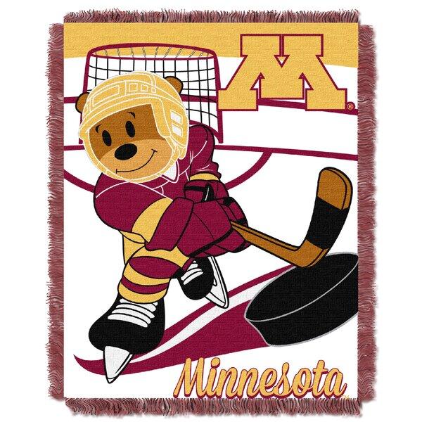 Collegiate Minnesota Baby Throw by Northwest Co.