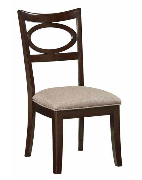 Romane Side Chair (Set of 2) by Bloomsbury Market