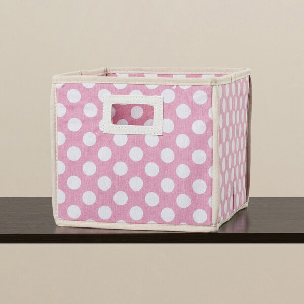 Polka Dot Basic Storage Cube by Birch Lane Kids™
