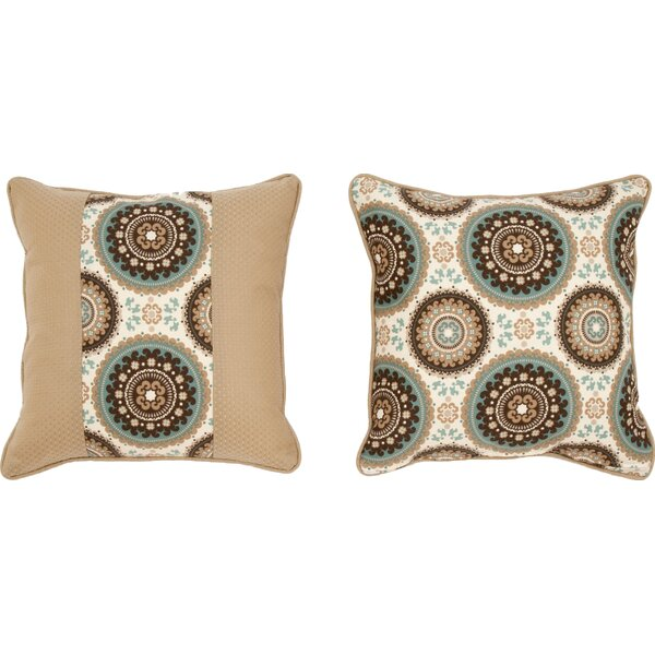 St. Marks Place Stella Indoor/Outdoor Throw Pillow