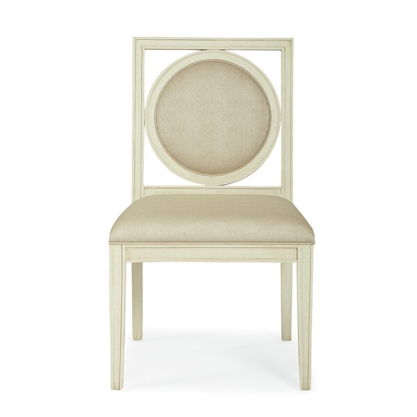 Salon Upholstered Side Chair (Set of 2) by Bernhardt