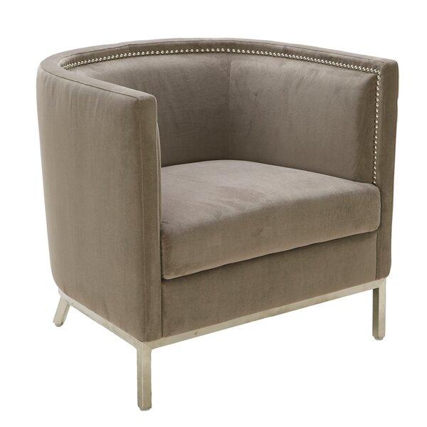 Ona Barrel Chair By Orren Ellis