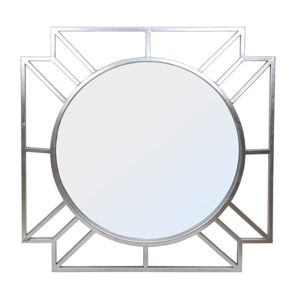 Orlando Accent Mirror by Everly Quinn