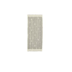 Sagrario Sidelight Single Curtain Panel