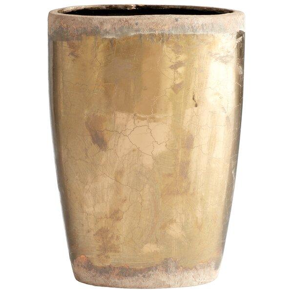 Ceramic Pot Planter by Cyan Design