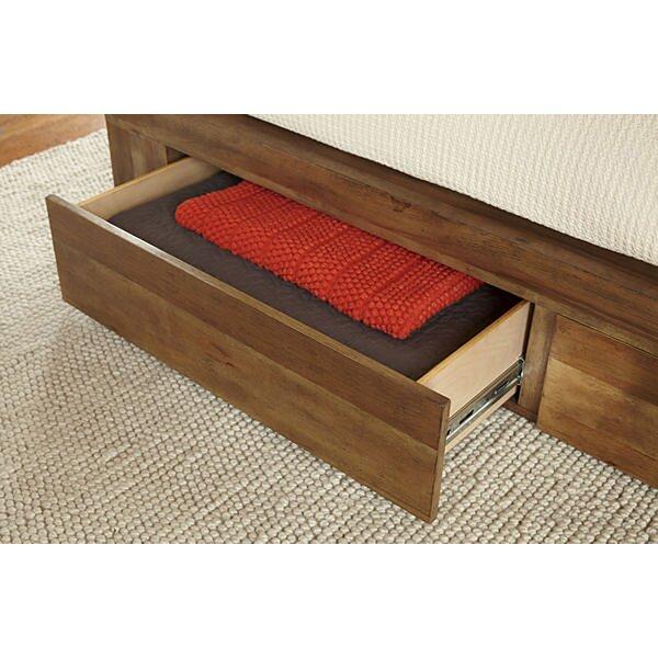 Nitta Storage Platform Bed by Brayden Studio