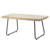 Westerville Sled Coffee Table by Bayou Breeze