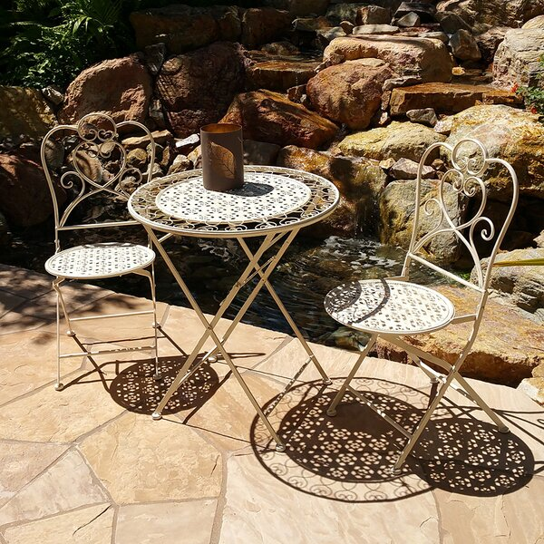 Marseille 3 Piece Bistro Dining Set by Vandue Corporation