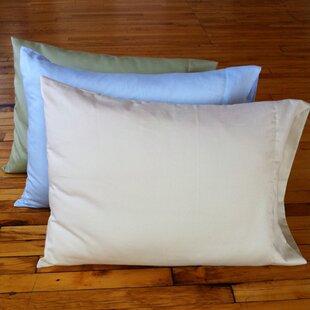 Kapok Soft Down Alternative Pillow ByWhite Lotus Home